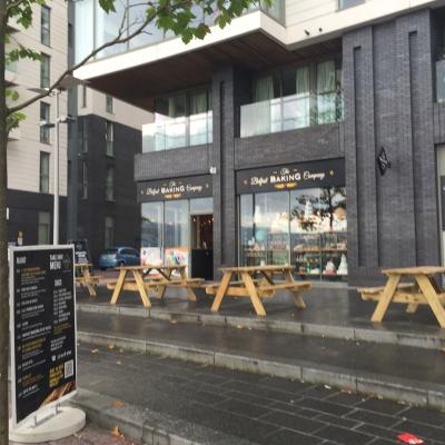 List of Food Establishments in Belfast, Northern Ireland