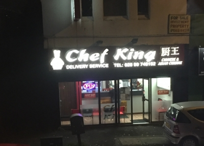 Chef King