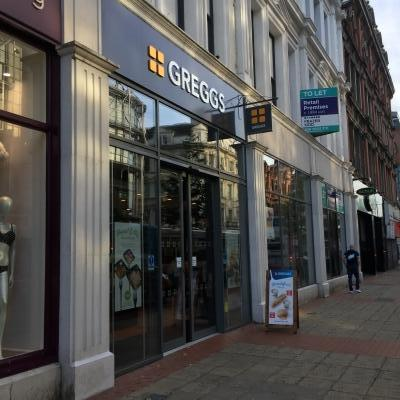 Greggs Royal Avenue