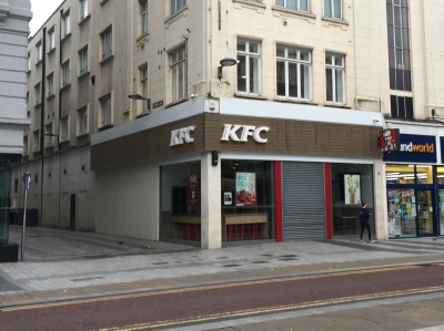 KFC Donegall Place
