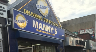 Mannys Carryout