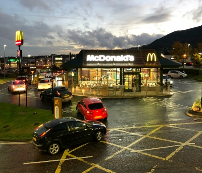 McDonalds Abbey Centre