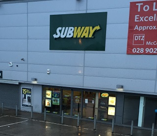 Subway Abbeycentre