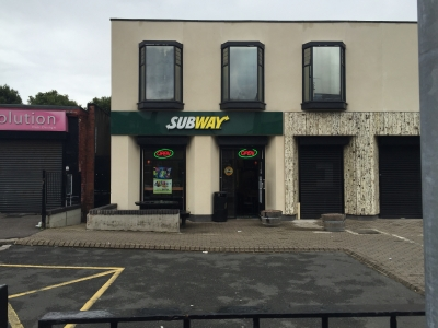 Subway Fortwilliam