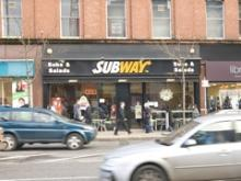 Subway Great Victoria Street