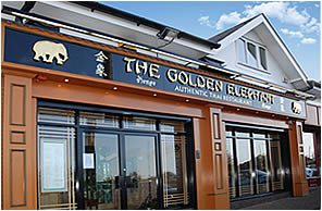 The Golden Elephant